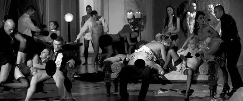 gentleman group sex